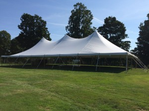 Reception Tent Site